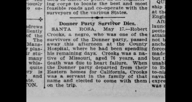 Donner Party: Frequently Asked Questions | ONE on
