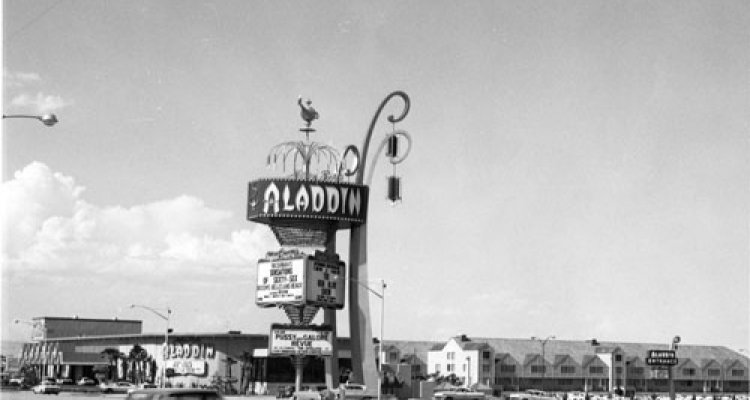 history of aladdin casino in las vegas