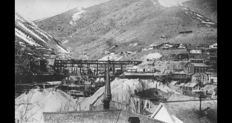 Virginia City And Gold Hill One
