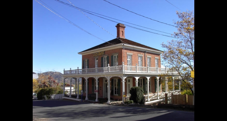 Virginia City and Gold Hill | ONE